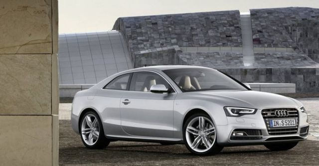 2014 Audi A5 Coupe S5  第5張相片