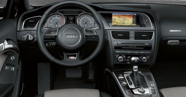2014 Audi A5 Coupe S5  第8張相片