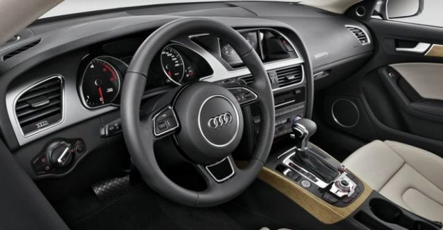 2014 Audi A5 Sportback 45 TFSI quattro  第8張相片