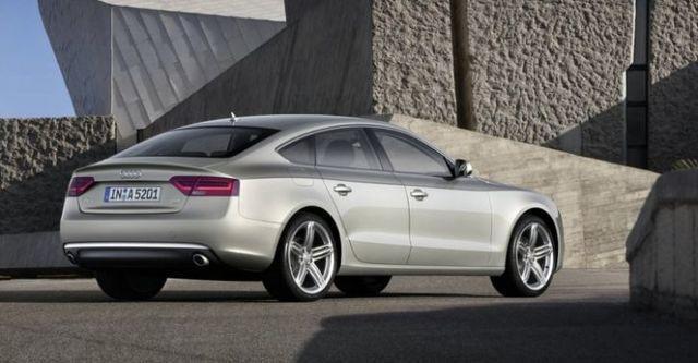 2014 Audi A5 Sportback 50 TFSI quattro  第3張相片