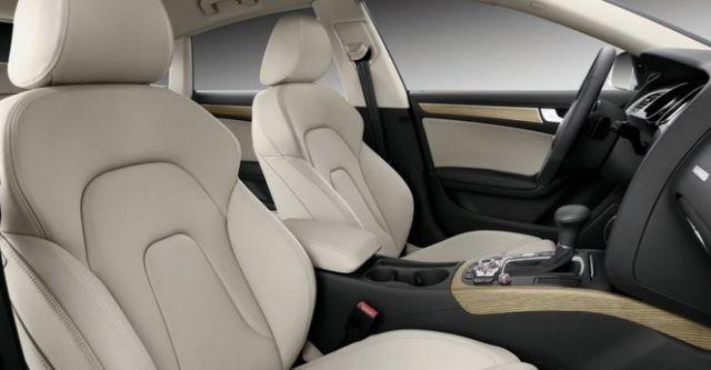 2014 Audi A5 Sportback 50 TFSI quattro  第9張相片