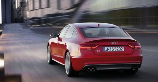 2014 Audi A5 Sportback S5  第2張相片