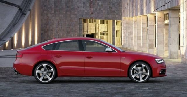 2014 Audi A5 Sportback S5  第6張相片