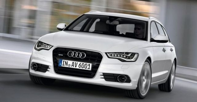 2014 Audi A6 Avant 35 TDI  第1張相片
