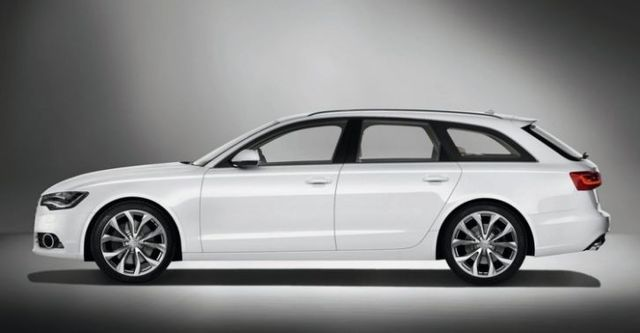 2014 Audi A6 Avant 35 TDI  第3張相片
