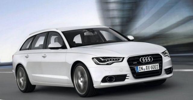 2014 Audi A6 Avant 35 TFSI  第1張相片