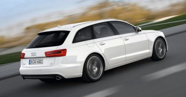2014 Audi A6 Avant 35 TFSI  第2張相片