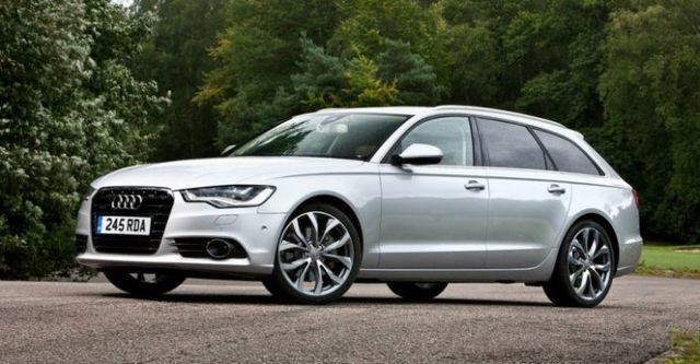 2014 Audi A6 Avant 35 TFSI  第4張相片