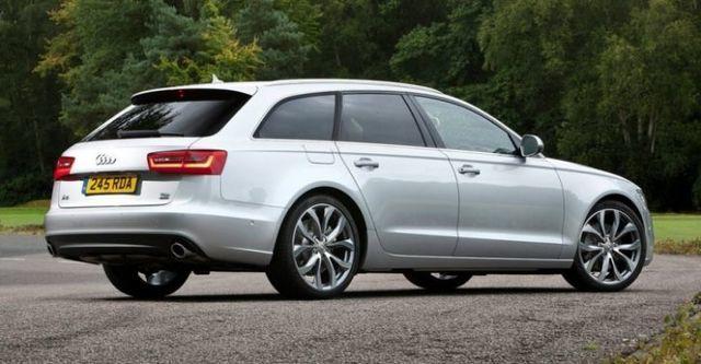 2014 Audi A6 Avant 35 TFSI  第5張相片