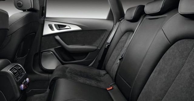 2014 Audi A6 Avant 35 TFSI  第8張相片
