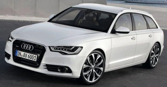 2014 Audi A6 Avant 45 TDI quattro  第1張相片