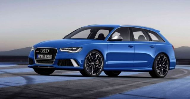 2014 Audi A6 Avant RS6  第2張相片