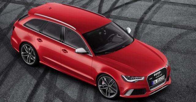 2014 Audi A6 Avant RS6  第4張相片