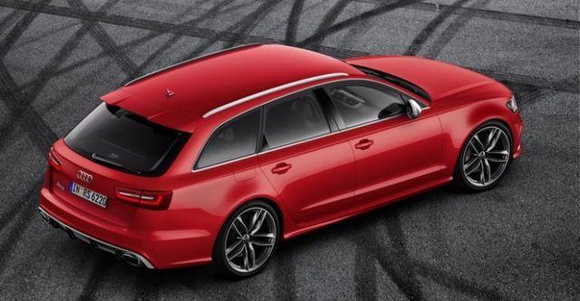 2014 Audi A6 Avant RS6  第5張相片