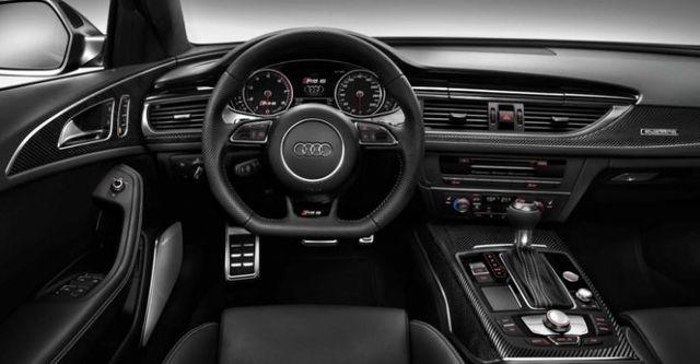 2014 Audi A6 Avant RS6  第7張相片