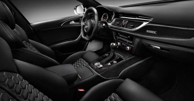 2014 Audi A6 Avant RS6  第8張相片