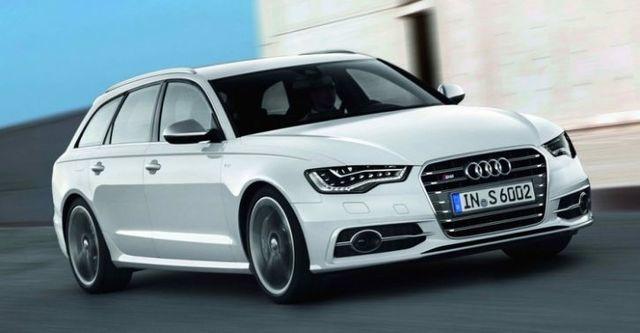 2014 Audi A6 Avant S6  第1張相片
