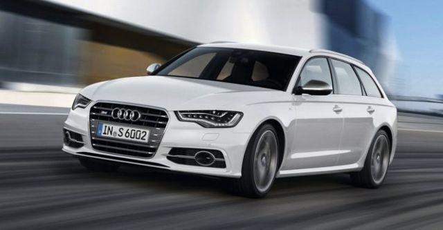 2014 Audi A6 Avant S6  第2張相片