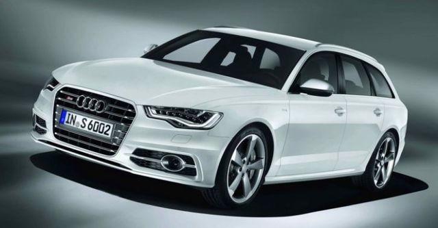 2014 Audi A6 Avant S6  第5張相片