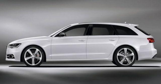 2014 Audi A6 Avant S6  第6張相片