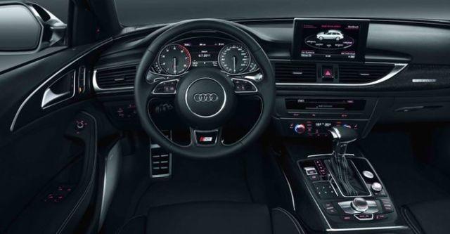 2014 Audi A6 Avant S6  第8張相片