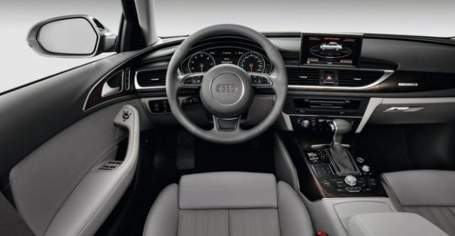2014 Audi A6 Sedan 35 FSI  第7張相片