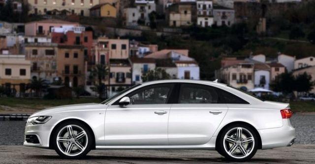 2014 Audi A6 Sedan 35 TDI  第6張相片