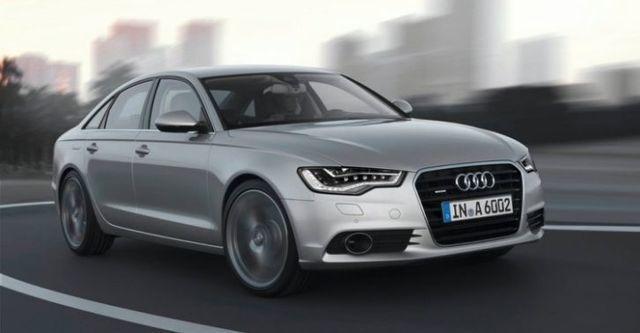2014 Audi A6 Sedan 35 TFSI  第1張相片