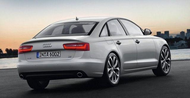2014 Audi A6 Sedan 35 TFSI  第5張相片
