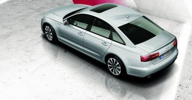 2014 Audi A6 Sedan 40 Hybrid  第2張相片