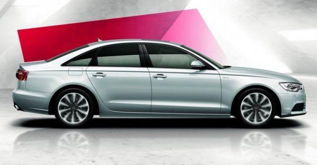 2014 Audi A6 Sedan 40 Hybrid  第3張相片