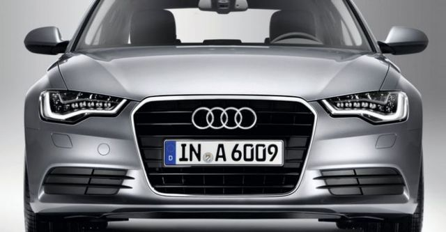 2014 Audi A6 Sedan 40 Hybrid  第4張相片