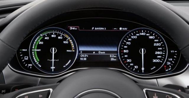 2014 Audi A6 Sedan 40 Hybrid  第8張相片