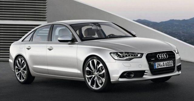 2014 Audi A6 Sedan 45 TDI quattro  第4張相片