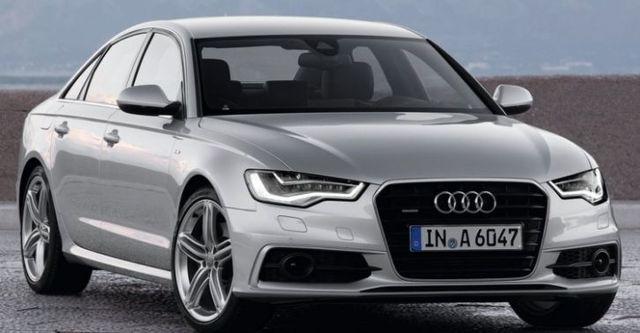 2014 Audi A6 Sedan 50 TFSI quattro  第1張相片
