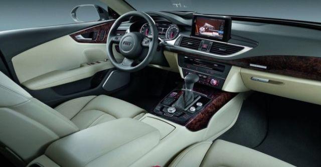 2014 Audi A7 Sportback 50 TFSI quattro  第7張相片