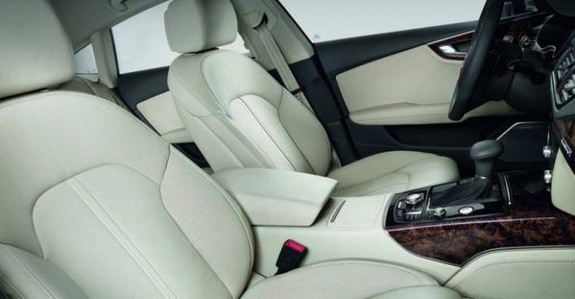 2014 Audi A7 Sportback 50 TFSI quattro  第8張相片