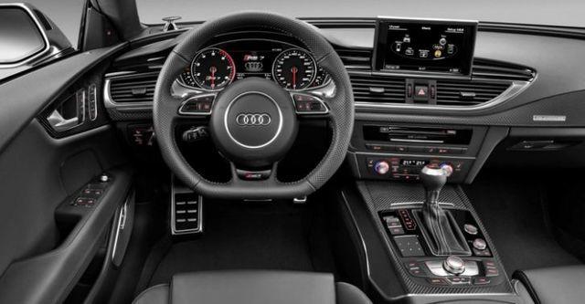 2014 Audi A7 Sportback RS7  第7張相片