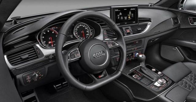 2014 Audi A7 Sportback RS7  第9張相片