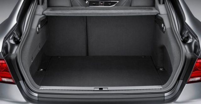 2014 Audi A7 Sportback RS7  第10張相片