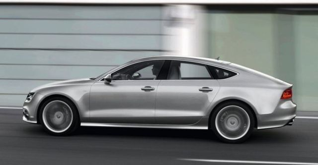 2014 Audi A7 Sportback S7  第3張相片