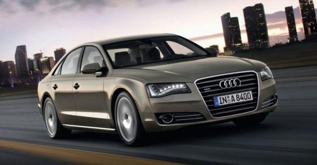 2014 Audi A8 3.0 TFSI quattro  第1張相片