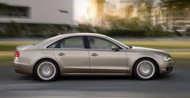 2014 Audi A8 3.0 TFSI quattro  第3張相片