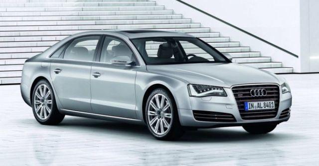 2014 Audi A8 L 3.0 TFSI quattro  第1張相片