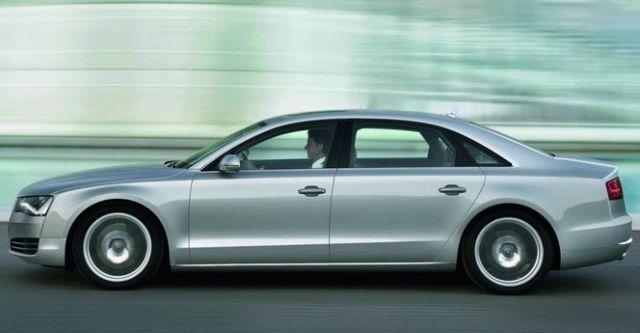 2014 Audi A8 L 3.0 TFSI quattro  第4張相片