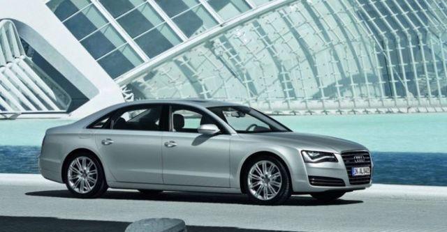 2014 Audi A8 L 3.0 TFSI quattro  第5張相片