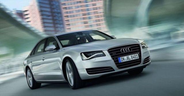 2014 Audi A8 L 4.0 TFSI quattro  第1張相片