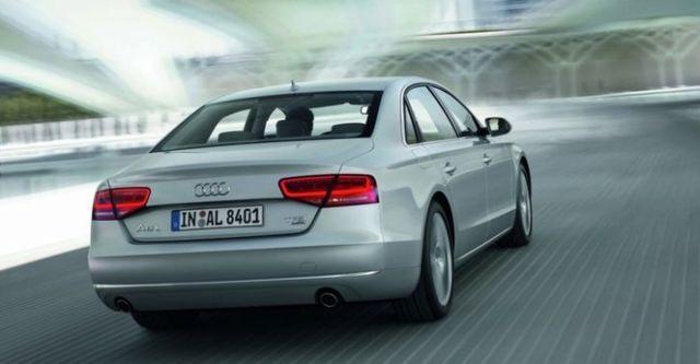 2014 Audi A8 L 4.0 TFSI quattro  第3張相片