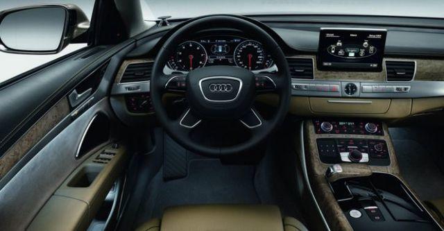 2014 Audi A8 L 4.0 TFSI quattro  第7張相片