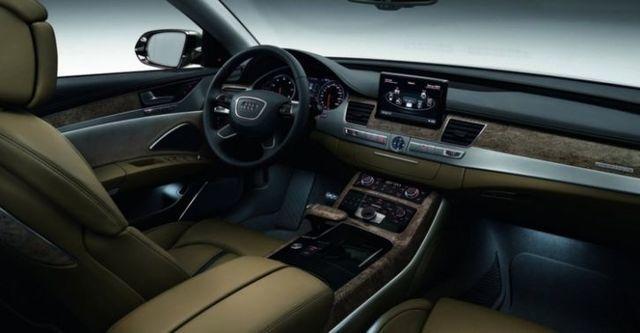 2014 Audi A8 L 4.0 TFSI quattro  第8張相片